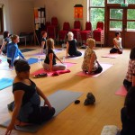 Pregnancy yoga can help with mood swings, emotions and forming a support network while pregnant